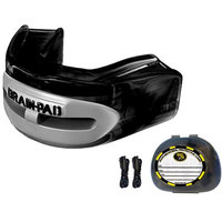 Brain-Pad PRO+ Junior Mouthguard Blk/Gy (EA)