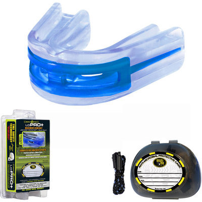 Brain-Pad LoPro+ Double Laminated Mouthguard - Adult