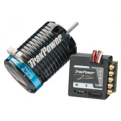 TKPC6035 TrakPower 10.5T Brushless System MS-1 ESC/Motor TKPC6035 TRAKPOWER