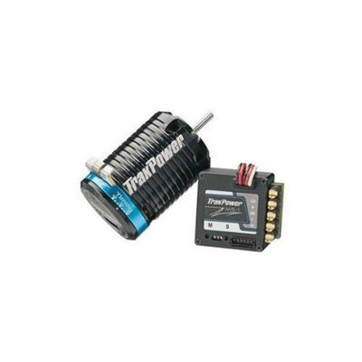 TrakPower 21.5T Brushless System MS-1 100A ESC/21.5T Motor TKPC6050 TKPC6050 TRAKPOWER