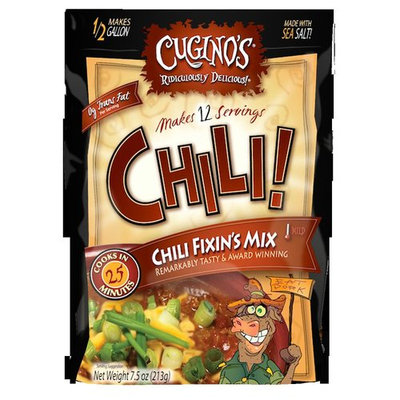 Cugino's Gourmet Foods, Inc. Cugino's Ridiculously Delicious Chili Fixin's, 12 Cup CHILI Fixin's