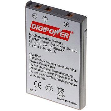 Mizco Lithium Ion Digital Camera Battery