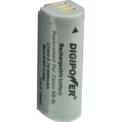 Digi Power Digipower Bp-Cn9l Canon(R) Nb-9L Li-Ion Replacement Battery