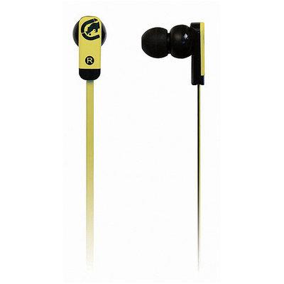 Mizco International Ecko Unlimited Eku-Zne-Ylw Ecko Zone Earbud, Yellow