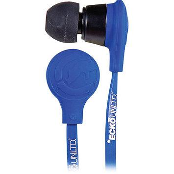 Mizco International Inc. ecko Trek In-Ear Earbuds-Purple - EKU-TRK-PRP