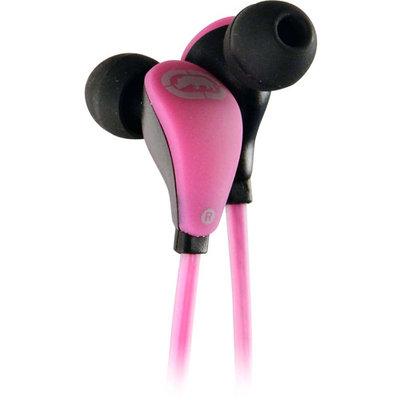 Mizco International Inc. ecko Glow Earbud-Pink - EKU-GLW-PK