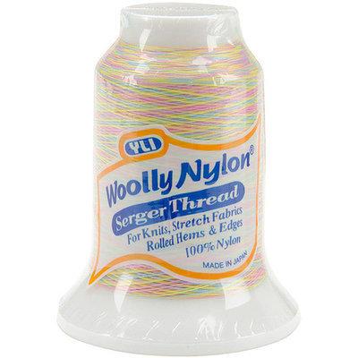 YLI Corporation Woolly Nylon Thread Variegated, 1000 Meters
