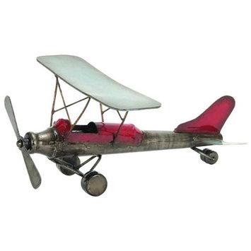 Benzara 6H in. Metal Plane