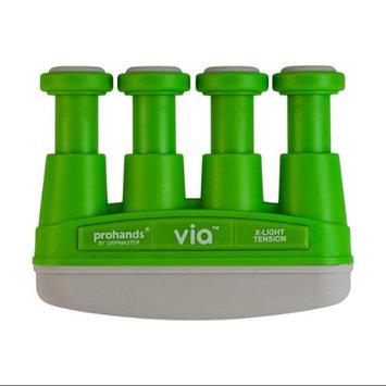 Accu-Net 12001 VIA Hand Exerciser - Green -X-Light