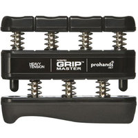 Accu-Net 14003 Gripmaster Hand & Finger Exerciser - Black -Heavy