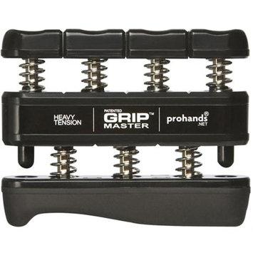 Accu-Net 14003 Gripmaster Hand & Finger Exerciser - Black -Heavy