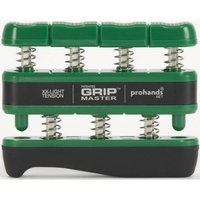Accu-Net 14004 Gripmaster Hand & Finger Exerciser - Green -XX-Light