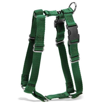 Premier Pet Products Sure Fit Harness by Premier 3 eighths x 16 in GREEN