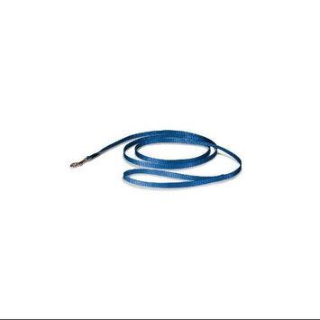 Premier Pet Nylon Dog Leash Color: Royal Blue, Size: 0.75