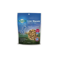Premier Pet Products PetSafe Liver Biscotti Original Bit Dog Treats