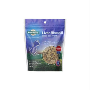 Premier Pet Products PetSafe Liver Biscotti Small Bit Dog Treats