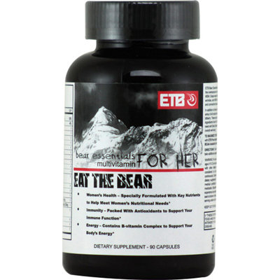 ETB Bear Essentials for Her 90 ct