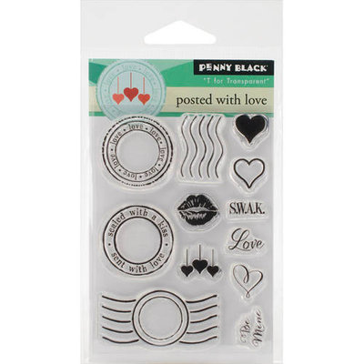 Penny Black Clear Stamps 3