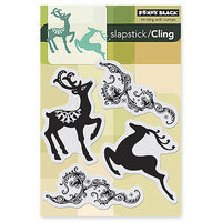 NOTM276366 - Penny Black Cling Rubber Stamp 4