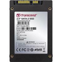 Transcend TS64GSSD25S-M 64GB SATA Solid State HD