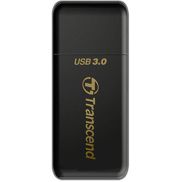 Transcend Rdf5 USB 3.0 Card Read (black)