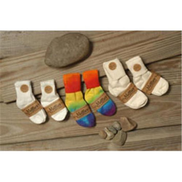 Frontier Maggieapos;s Functional Organics Childrenapos;s Socks Toddler Tie Dye Anklets 217309