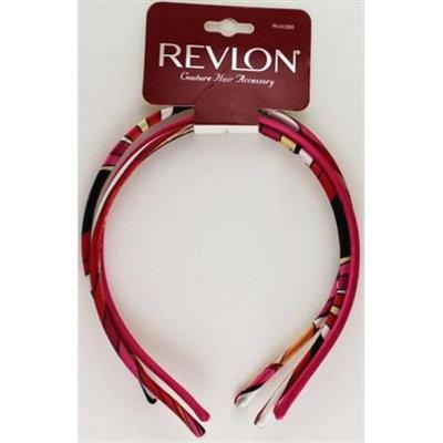 Revlon Thin Satin Headbands Pack of 3