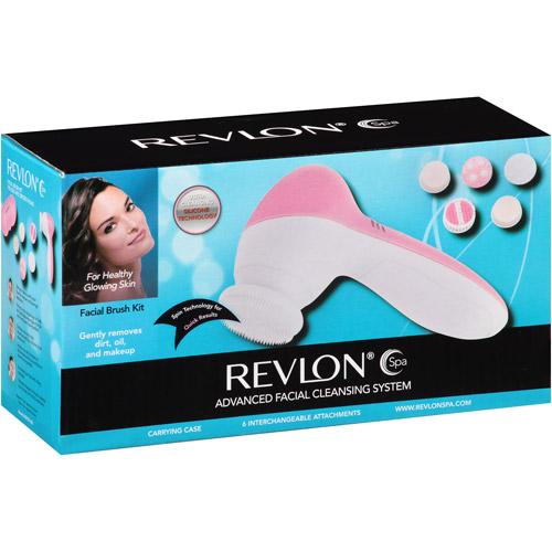 Revlon RVSP3512B1 Silicone Technology Facial Brush