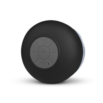 Antec Spot Shower Black Bluetooth� Speaker Water Resistant