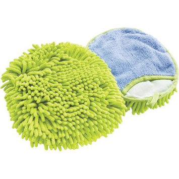 Microfiber Scrubbing And Dusting Mitt 962090 by Unger Industrial