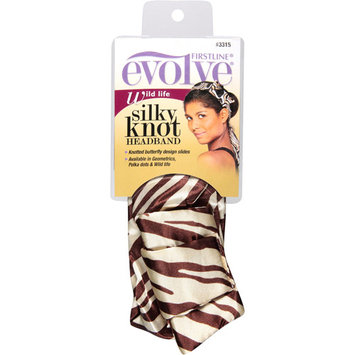 Evolve Silky Knot Headband Wildlife