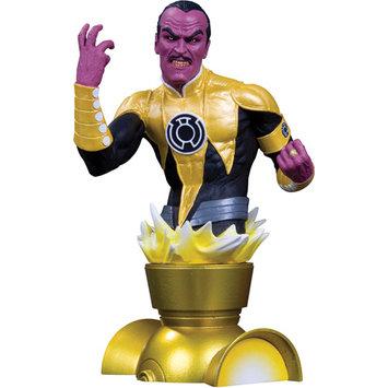 Sinestro Villains of the DC Universe DC Direct Bust