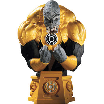 Dc Direct Heroes of the DC Universe Blackest Night Arkillo Bust