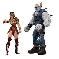DC Comics Injustice Action Figure 2 Pack - Wonder Woman/Solomon Grundy