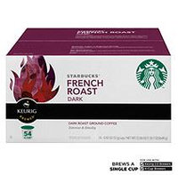 Starbucks French Roast Coffee K-Cups (54 ct.)