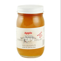 Byler's Relish House Homemade Amish Country Apple Jam Fruit Spread 16 oz.