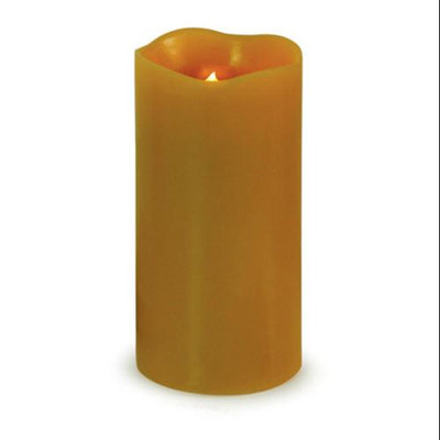 Melrose Pack of 6 Beige LED Flameless Candles 6