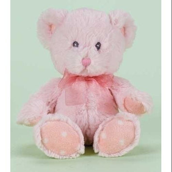 Roman Pack of 3 Child's First Teddy Bear in Pink for Girls 9.5