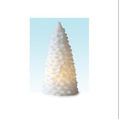 Cc Christmas 3 White LED Flameless Battery Operated Christmas Tree Candles 8