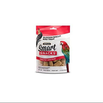 Premium Nutritional Products ZU39020 Smart Snacks Blossum Biscuit Bird Treat 2.5 Oz.