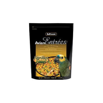 ZuPreem AvianEntrees Parrot Harvest Feast 2-lb bag