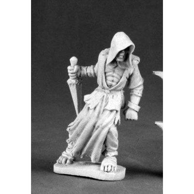 Elnith Astral Reaver Monk Dark Heaven Legends Series REM03540 REAPER MINATURES