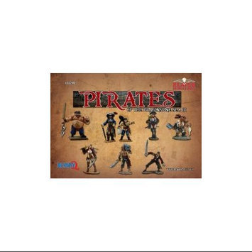 Reaper Miniatures 10040 Pirates Of The Dragonspine Sea Iii Box Set