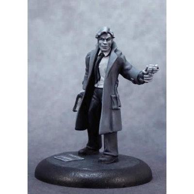 Reaper Miniatures 59039 Savage Worlds Series Deadlands Noir Detective Miniature