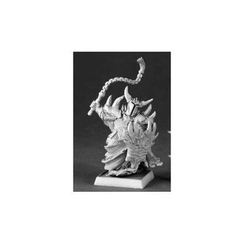 Order of the Scourge Hellknight Pathfinder Miniature REM60024 REAPER MINATURES