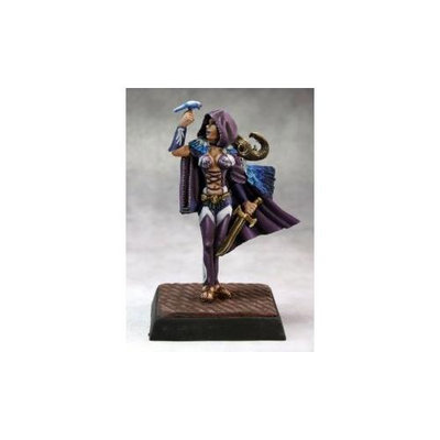 Reaper Miniatures 60141 Pathfinder Series Lady Moray Bard Miniature