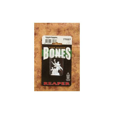 Reaper Miniatures 77027 Bones - Naomi Female Vampire