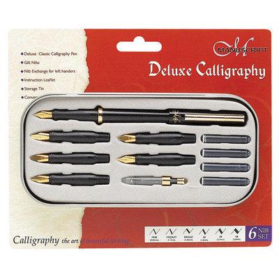 Alvin Manuscript MC1155 Deluxe Calligraphy Set