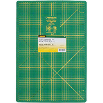 Omnigrid Inc. Omnigrid Double Sided Mat Inches/Centimeters12