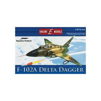 EC48001 1/48 F-102A Delta Dagger ENCS4801 ENCORE MODELS SEE SQUADRON
